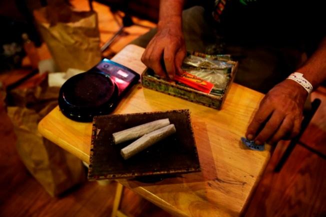 Uruguay: Gramo de marihuana a 90¢