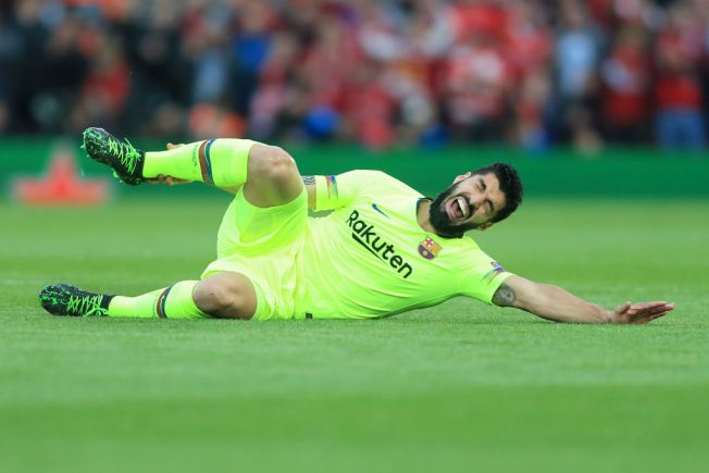 Luis Suárez se opera la rodilla a semanas de la Copa América