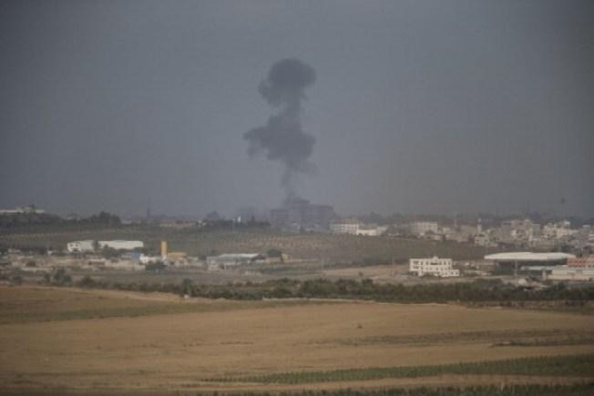 Israel aumenta sus bombardeos en Gaza