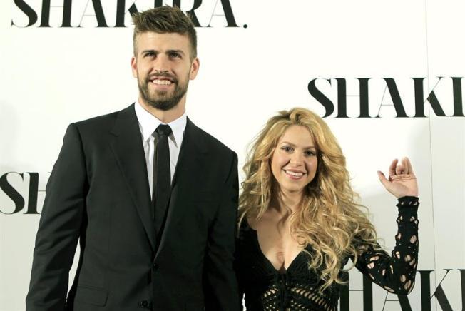 Shakira y Piqué pasarán fin de año en Colombia