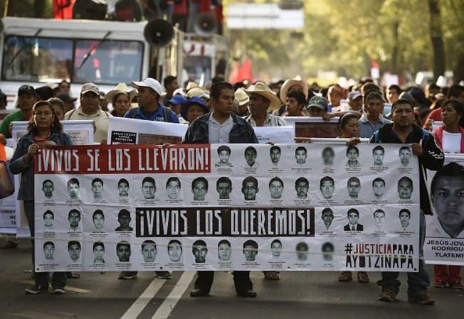 ONU: Desapariciones generalizadas en México