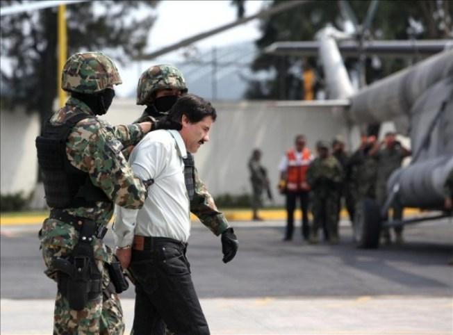 """Supuestas grabaciones de """"El Chapo"""""""