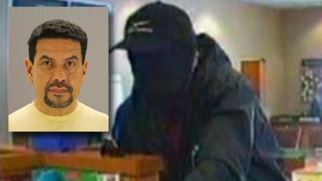 Activista pro-inmigración robaba bancos