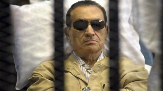Protestas ante sentencia de Mubarak