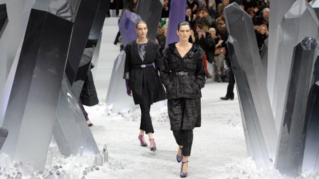 Chanel se viste de invierno