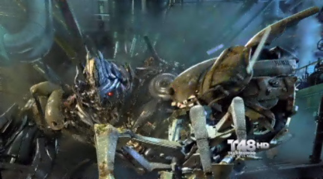 TRANSFORMERS 3D: THE RIDE