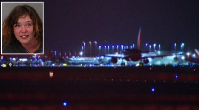 Mujer de 20 años viola la seguridad en aeropuerto Mineta