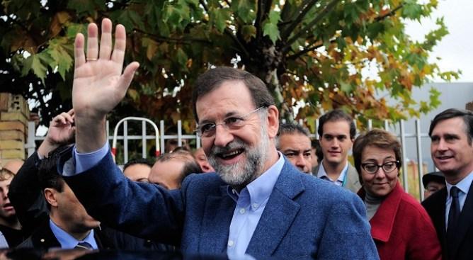 Triunfo arrollador de la derecha en elecciones  españolas