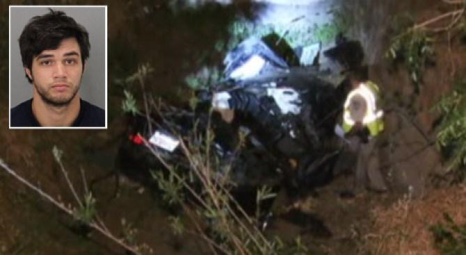 Conductor arrestado por accidente mortal en Gilroy