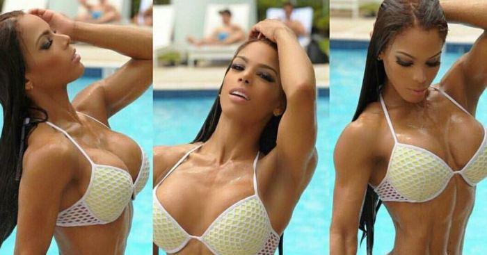 Yarishna Ayala llevará su fuerza a Exatlón
