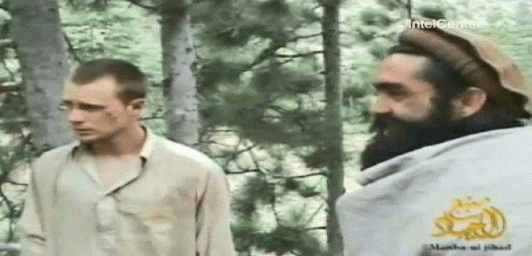 En video: la liberación de Bergdahl